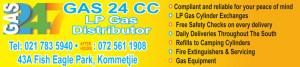 Gas 24 cc