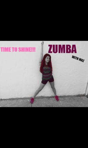 Zumba with Maz
