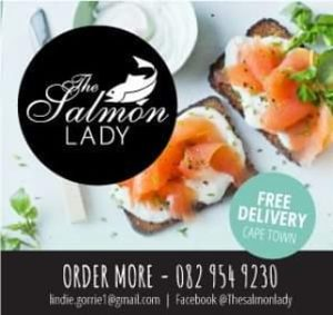 The Salmon Lady