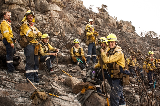 Volunteer Wildfire Services is looking for new members
