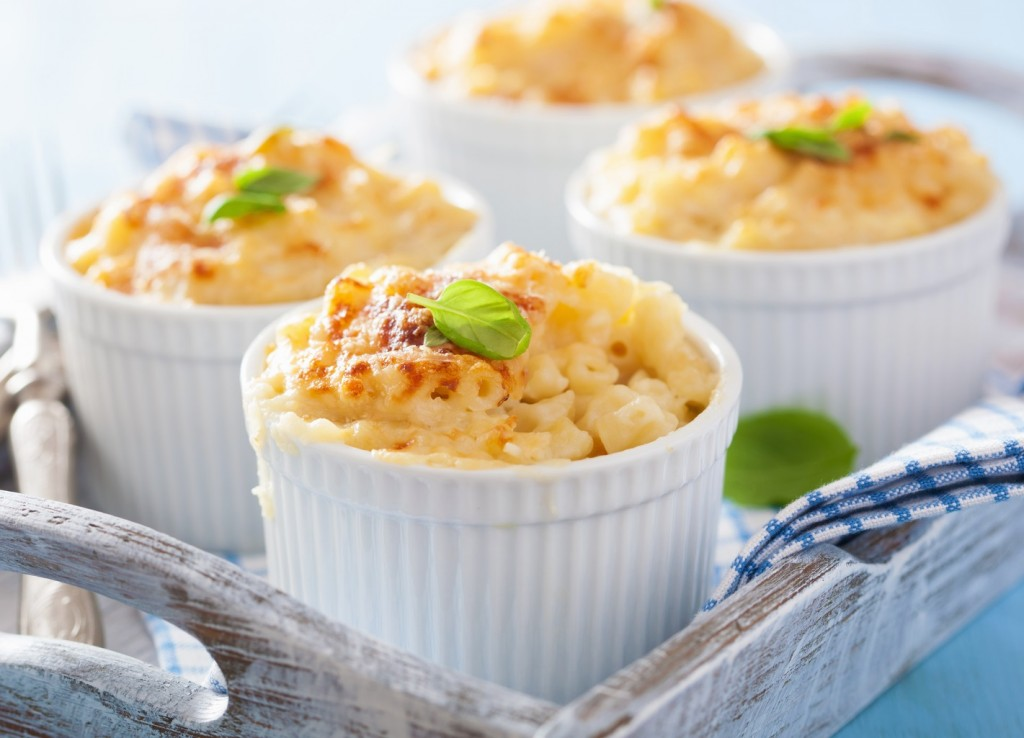 Easy Recipe: Goat Milk Macaroni and Cheese