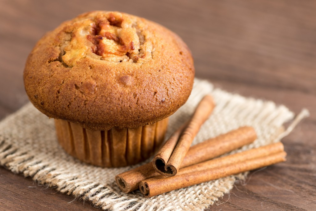 Easy Recipe: Vanilla-Cinnamon Carrot Muffins