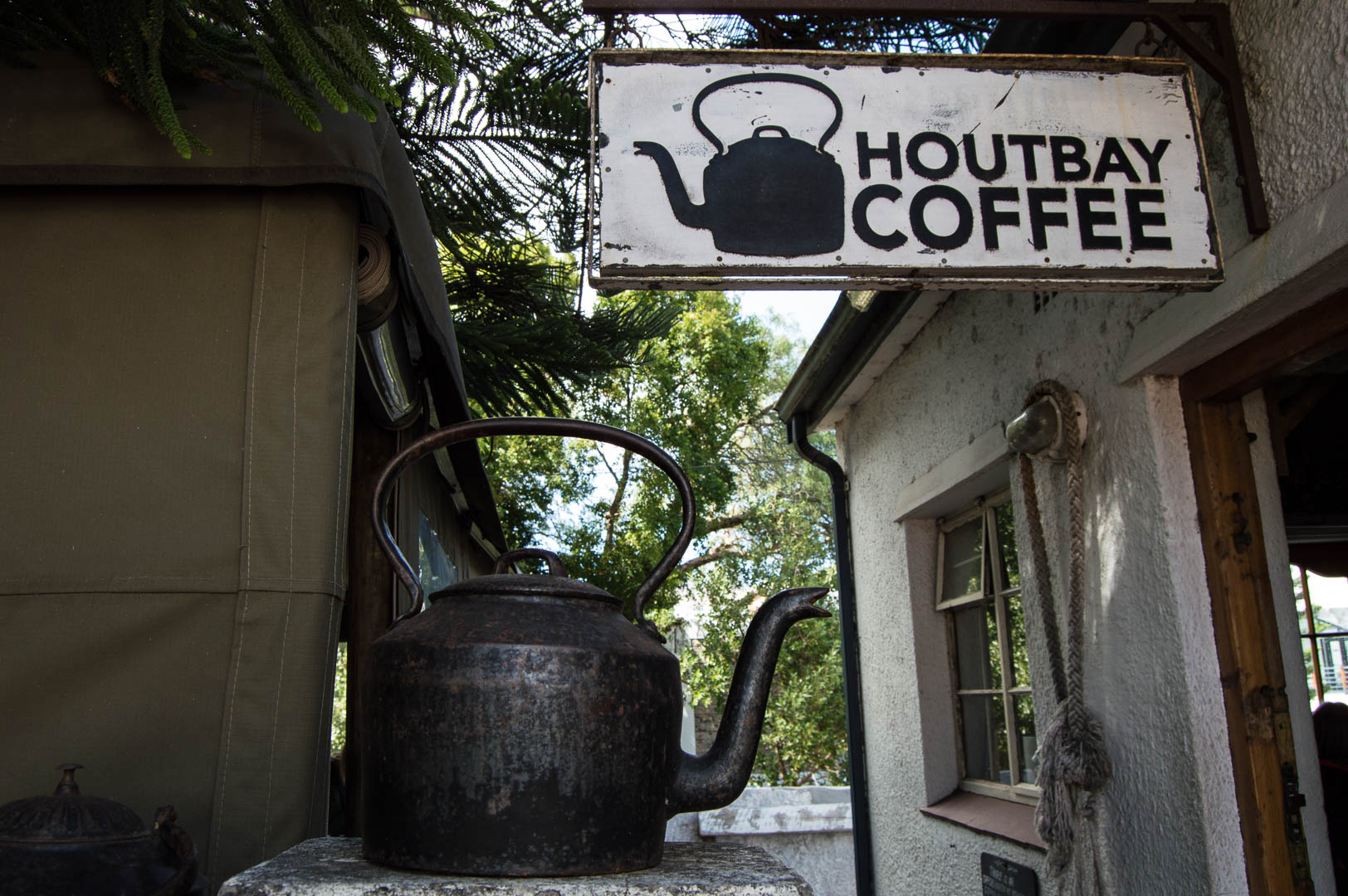 Houtbay Coffee Roastery