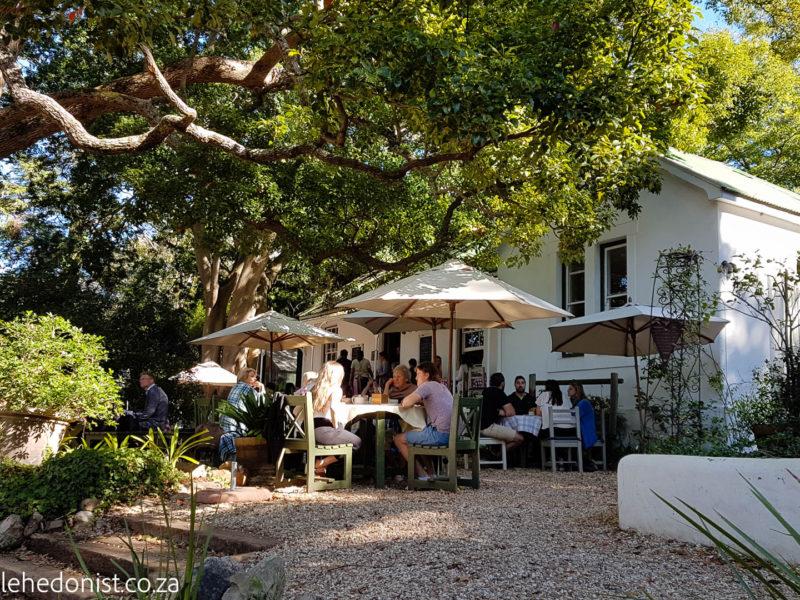 The Gardener's Cottage Restaurant