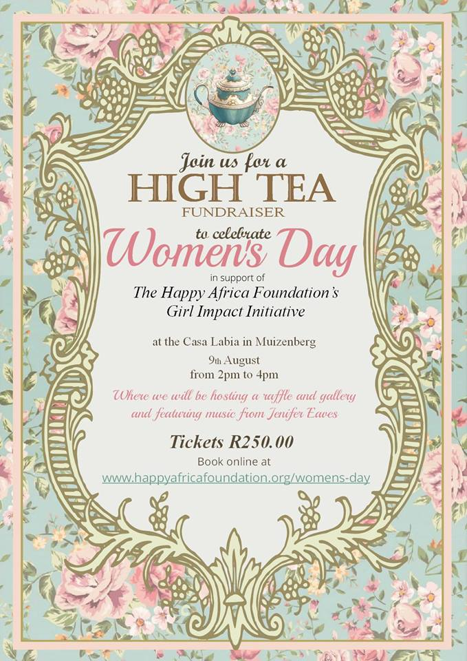 Women S Day High Tea South Peninsula Moms