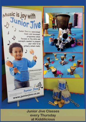 Junior Jive Music and Movement for Pre-schoolers
