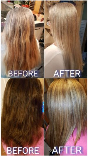 Hair by Nadine