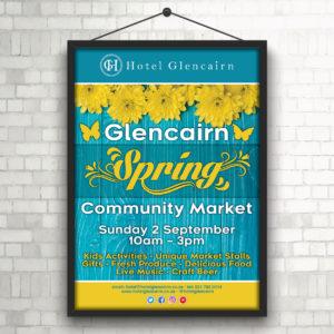 Hotel Glencairn Community Market @ Hotel Glencairn