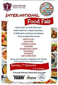 Kommetjie Primary Food Fair @ Kommetjie Primary School