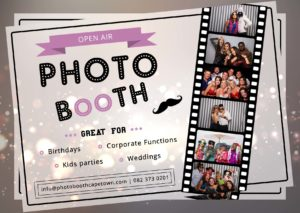 Photo Booth Cape Town