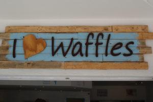 I Love Waffles