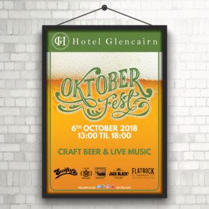 Oktober Fest @ Hotel Glencairn