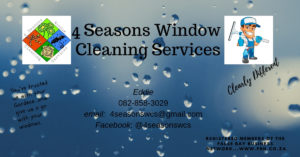 4 Seasons Window Cleaning Services