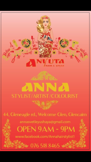 ANYUTA HAIR&STYLE Salon