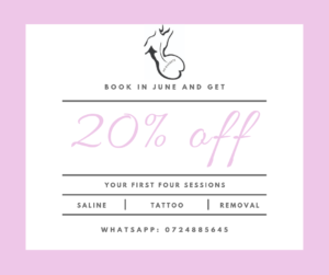 Tsek Tattoo Removal