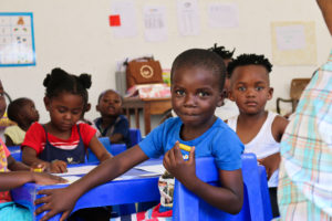 ECD for pre-school children