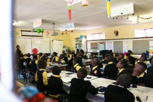 Ukhanyo Primary School Learning Labs