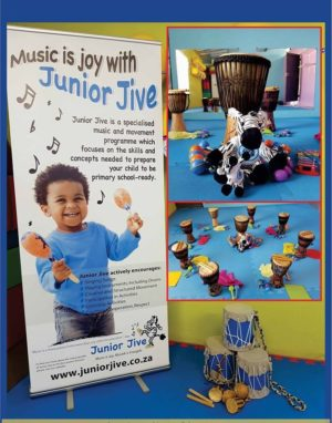 Junior Jive Music and Movement Programme